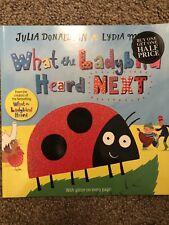 Julia Donaldson - What The Ladybird Heard Next (glitter Version)