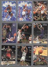 1998-99 Fleer Tradition Basketball Finish Your Set