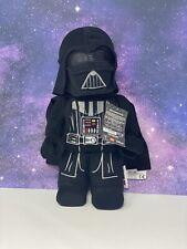 Disney Lego Star Wars Lucas Films Darth Vader Plush Stuffed Animal New W Tag