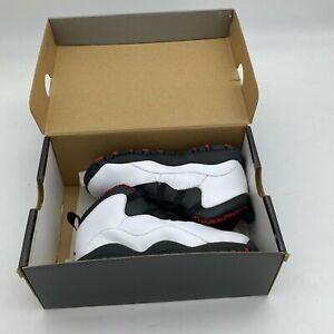 Jordan 10 Retro Chicago Size US10C