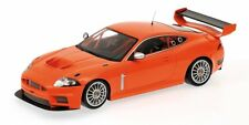 JAGUAR XKR  GT3   ORANGE   2008   MINICHAMPS      1/18