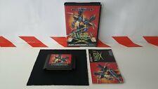 Sega Mega Drive Ranger X
