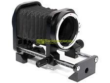 Canon EF soffietto prolunga x riprese macro Innesto EOS.