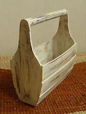 porta riviste in legno di betulla 17 x 38 x H 40 etnico