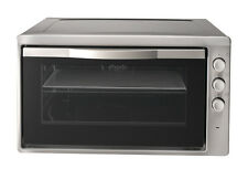 Euromaid Oven 60cm Fan Forced Stainless Steel 10amp Built in or Benchtop BT44