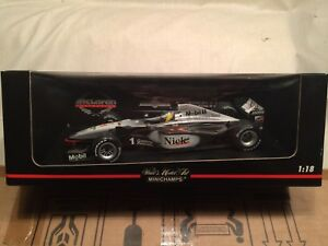 McLaren Mercedes MP4/13 Goodwood Festival of Speed Minichamps 991899 1/18 scale