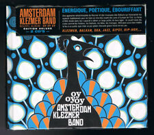 AMSTERDAM LEZMER BAND - OY OY OY - EDITION DELUXE 2 CD - 2011 - NEUF NEW NEU