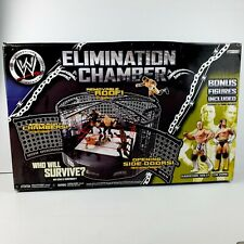 WWE 2007 Jakks Pacific Elimation Chamber • Brand New in Box • RARE