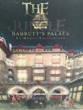 More details for collectible 3-d badrutt's palace 'the jungle' new year's eve gala 2018 card rare