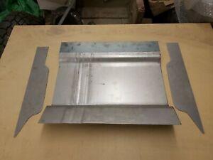 Landrover Defender Battery Box Compartment Bottom Quick Repair Panels