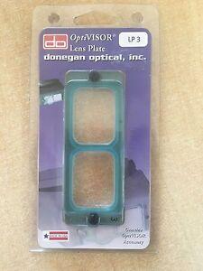 optivisor spare lens plates