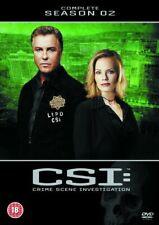 CSI: Las Vegas - Complete Season 2 [DVD]