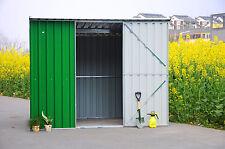 Garden Shed 2.5x1.8x2m Storage Shed Tool Shed Green