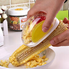 Corn Cob Stripper Kerneler Peeler Thresher Remover for Kitchen Essential Tools