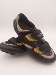 Shimano R096WB Cycling Shoes SPD-R Pedaling Dynamics Cleats Size 39 6 24.5