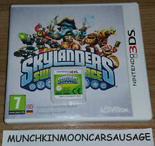 Skylanders Swap Force Nintendo Game solo 3ds 2ds NO portale Figure GRATIS UK P & P