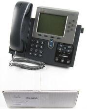 Cisco CP-7962G SIP IP Phone PoE Bulk