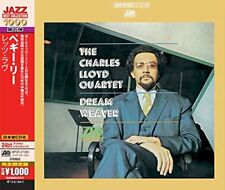The Charles Lloyd Quartet Dream Weaver 2012 Japonés 8-trk CD Nuevo/Sellado