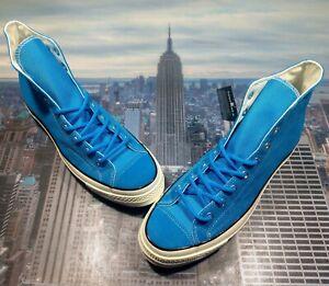 Converse Chuck Taylor 70 Hi High Top Hero Blue/Black-Egret Size 13 162370c New