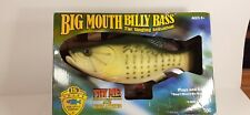 Big Mouth Billy Bass Talking Fish 15th Anniversary Motion Activated 2014