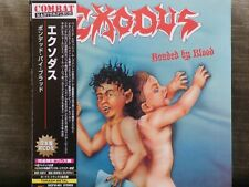 EXODUS-Bonded By Blood-85/2009 CD MINI LP