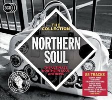 Northern Soul The Collection - The Ultimate Northern Soul Anthems (3CD) NEW