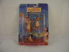 Disney's Pocahontas collectable figures