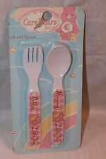 New Care Bears Fork And Spoon Little Star Pink