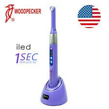 Original Woodpecker Dental Iled Curing Light Lamp Cordless 2500mw 1sec Curing