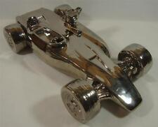 #40 Parnelli Jones Turbine Platinum Silver Decanter Granatelli Indy500 Lionstone