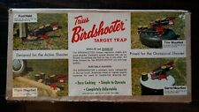 98/7 Vintage Nos Trius birdshooter target Trap Made in Usa Model B Sealed Box