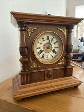 More details for antique victorian german mantle clock