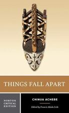 Things Fall Apart (Norton Critical Editions), Achebe, Chinua, Good Book