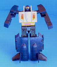 1985 Tonka Gobots Leader-1 Guardian Robot Fighter Jet Blue No. Mr-25 Diecast
