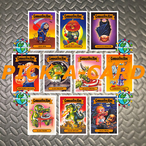 GARBAGE PAIL KIDS REVENGE OF OH THE HORROR-IBLE PICK-A-CARD 2019 CLASSIC MONSTER