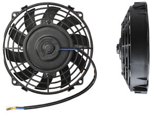 """Aeroflow 7"""" Electric Thermo Fan Curved Blades 550 CFM AF49-1017"""