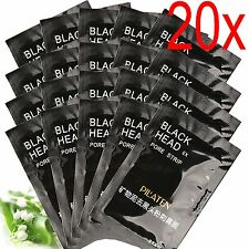20x PILATEN Maske Black Head Killer Peel off Mitesser Gesichtsmaske Anti Pickel