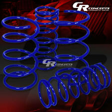 "FOR 95-99 NISSAN MAXIMA A32 COIL SUSPENSION BLUE RACE LOWERING SPRINGS 2"" DROP"
