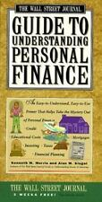 Wall Street Journal Guide to Understanding Personal Finance:  Mortgages, Banking