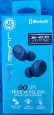JLab Audio - Go Air True Wireless In-Ear Headphones - Navy/blue + Free shipping