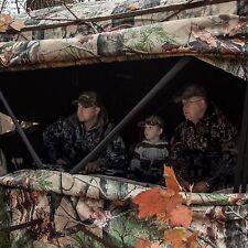 NEW Barronett BX550BW OX 5 Backwoods Ground Blind Archery Deer Turkey Hunting