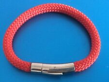 With Stainless Steel Clasp. Watersports Men`s Ladies M Nautical Bracelet