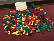 7+ POUNDS Lego Duplo Mixed Lot w/ assorted People,  Dinosaurs & More.