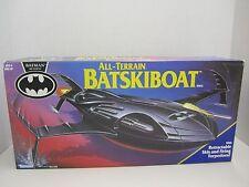 "Batman Returns ""ALL-TERRAIN BATSKIBOAT"" - 1992 Kenner - With Retractable Skis"