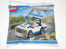 Lego ® Set Complet Polybag City La Voiture de Police 30352 NEW