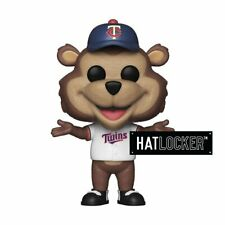 Pop! Vinyl - Baseball Mlb Mascots Minnesota Twins Tc Bear