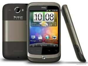 HTC Wildfire A3333 - Brown (Unlocked) Smartphone