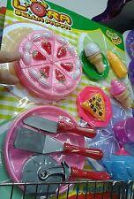 Set cucina pizza pappa kit gioco di qualità giocattolo toy a35
