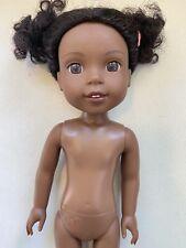 American Girl Wellie Wishers Kendall Doll African American