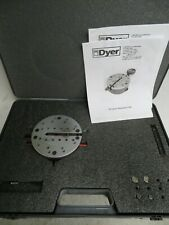 Dyer Wumo Gage Id Od Measuring Tables 747 001 Id To 748 Od To 663 Ny54